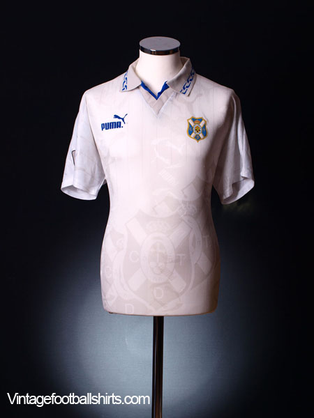 1995-96 Tenerife Home Shirt XL
