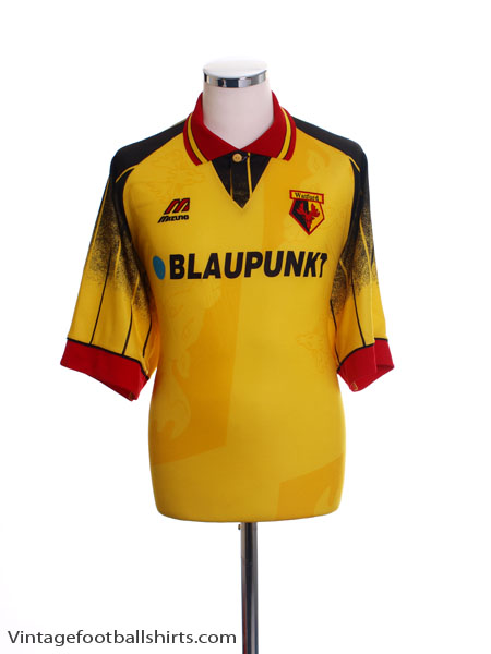 1995-96 Watford Home Shirt L