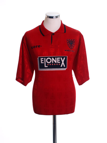 1995-96 Wimbledon Third Shirt M