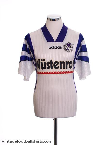 1995-96 Wustenrot Salzburg Home Shirt L