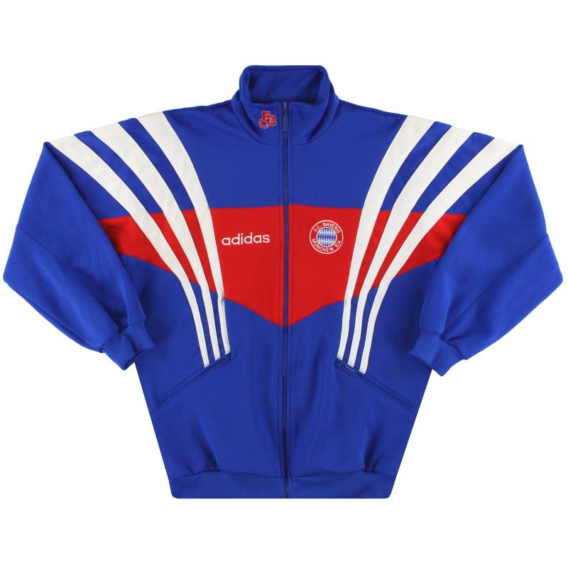 1995-97 Bayern Munich adidas Track Top *Mint* XL