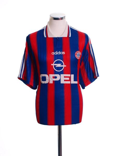 1995-97 Bayern Munich Home Shirt *Mint* XXL
