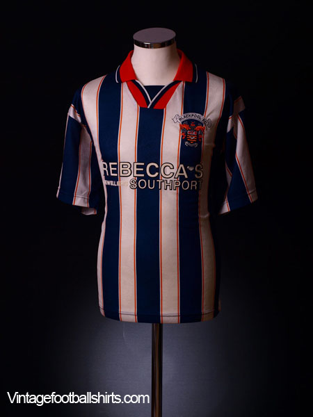 1995-97 Blackpool Third Shirt M