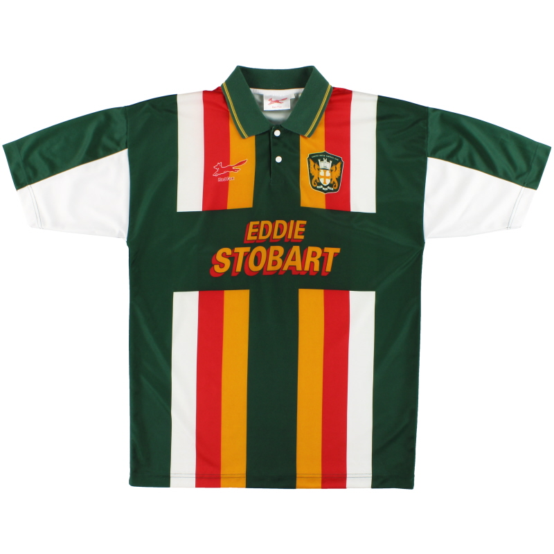1995-97 Carlisle Away Shirt XL