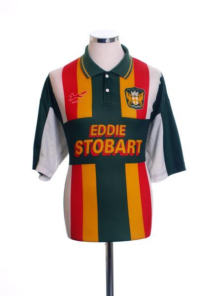 1995-97 Carlisle Away Shirt XXL