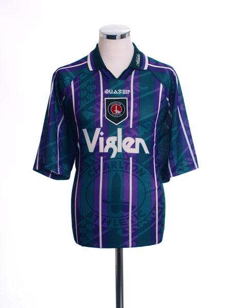 1995-97 Charlton Third Shirt XL