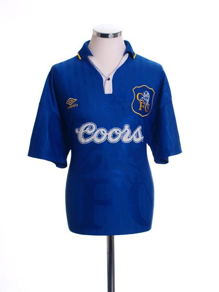 1995-97 Chelsea Home Shirt XL
