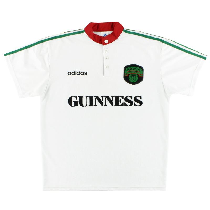 1995-97 Cork City adidas Home Shirt *Mint* L