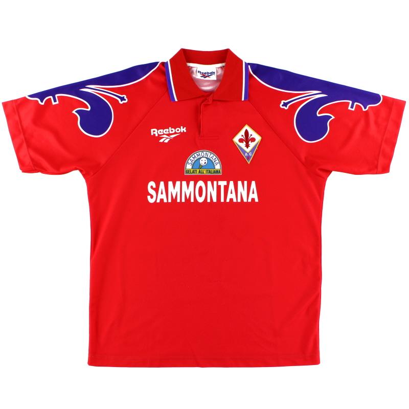 1995-97 Fiorentina Reebok Third Shirt M