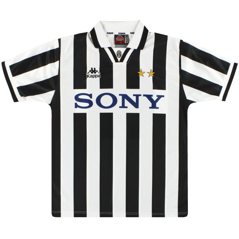 1995-97 Juventus Kappa Home Shirt XL