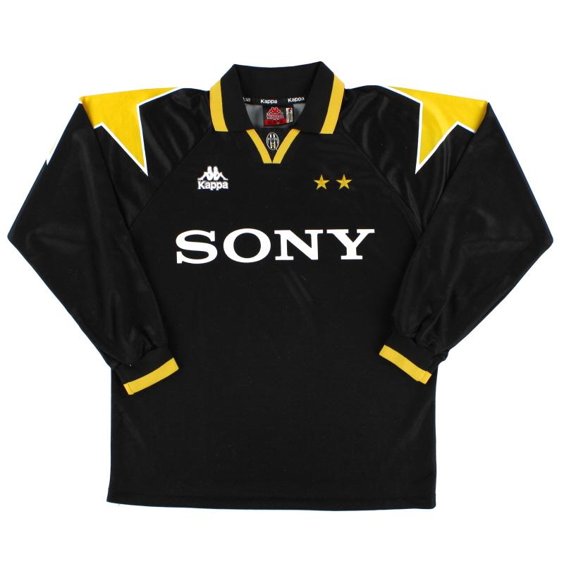 1995-97 Juventus Third Shirt L/S L