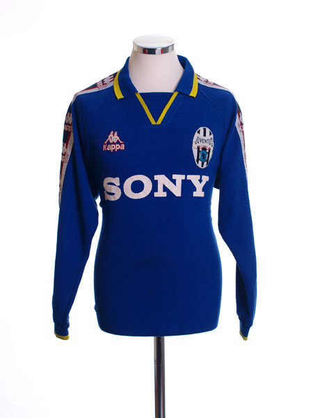 1995-97 Juventus Training Jumper L