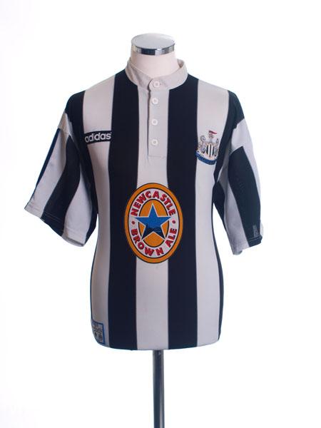 1995-97 Newcastle Home Shirt *Mint* L
