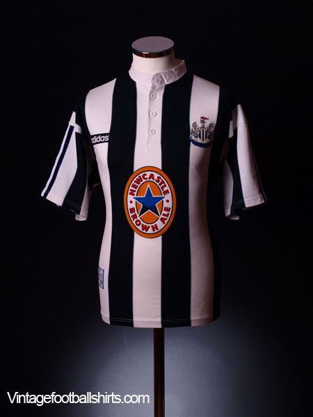 1995-97 Newcastle Home Shirt *Mint* M