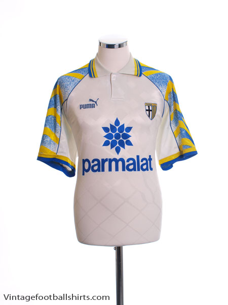 1995-97 Parma Home Shirt XL