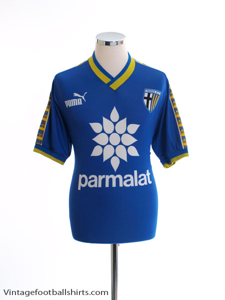 1995-97 Parma Training Shirt S