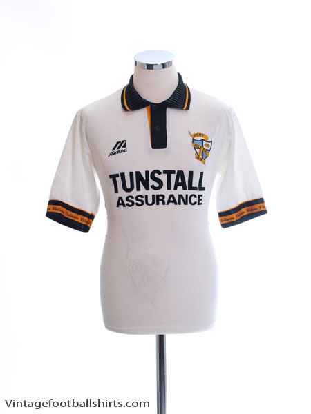 1995-97 Port Vale Home Shirt S
