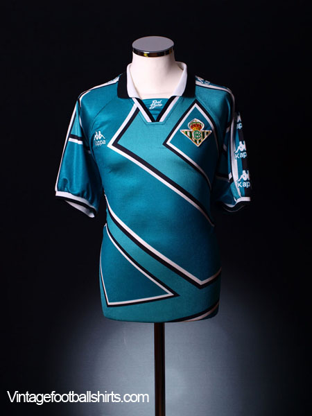 1995-97 Real Betis Away Shirt *BNWT* XXL