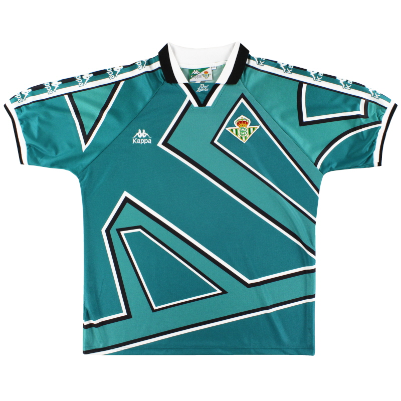 1995-97 Real Betis Kappa Away Shirt #3 XL
