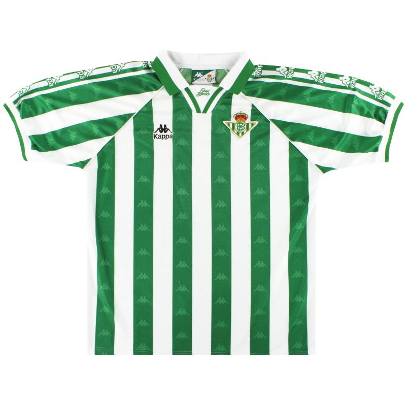 1995-97 Real Betis Kappa Home Shirt XL