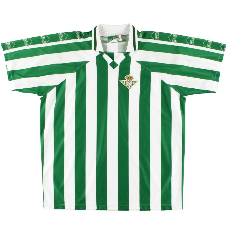 1995-97 Real Betis T-Shirt XXL