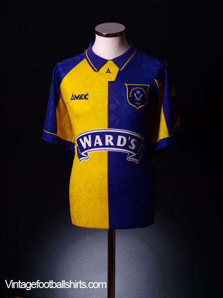 1995-97 Sheffield United Away Shirt XL