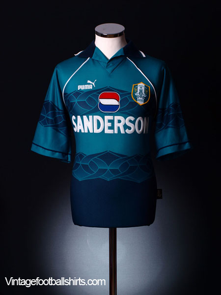 1995-97 Sheffield Wednesday Away Shirt XL