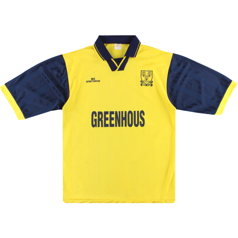 1995-97 Shrewsbury Away Shirt L