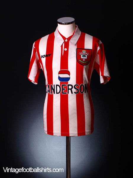 1995-97 Southampton Home Shirt L