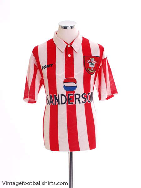 1995-97 Southampton Home Shirt *Mint* M