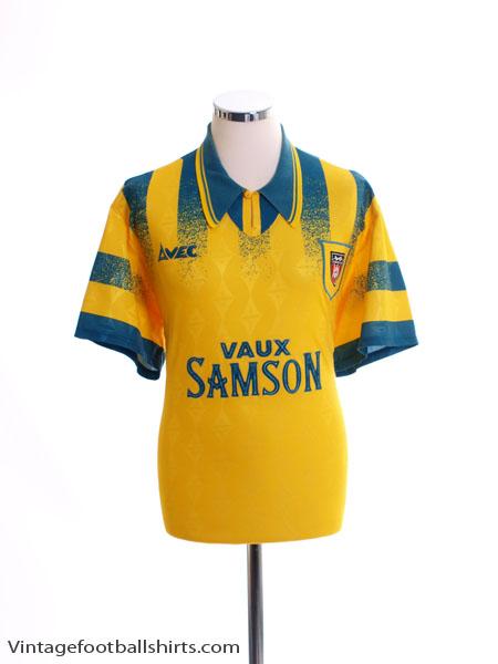 1995-97 Sunderland Away Shirt L
