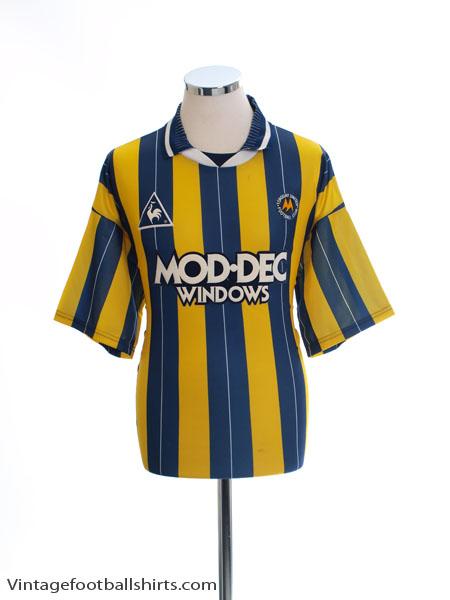 1995-97 Torquay Home Shirt *Mint* L