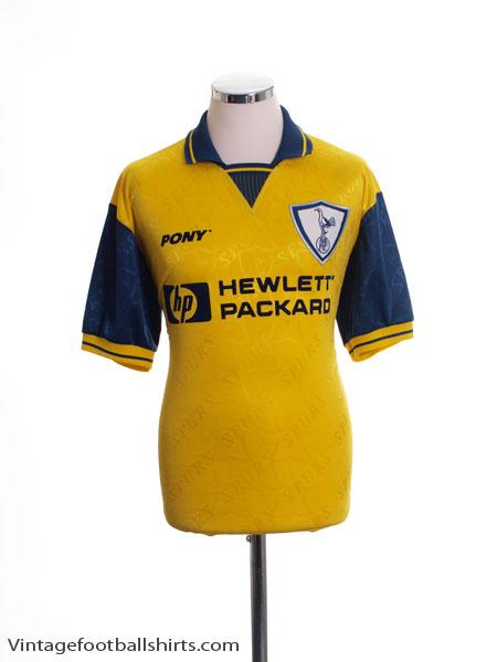 1995-97 Tottenham Third Shirt L.Boys
