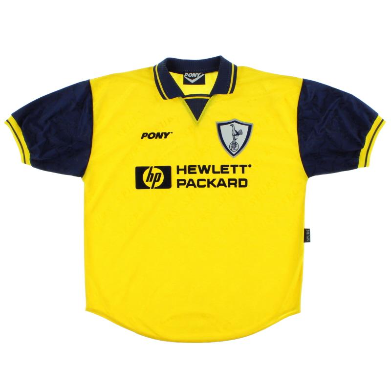1995-97 Tottenham Third Shirt L