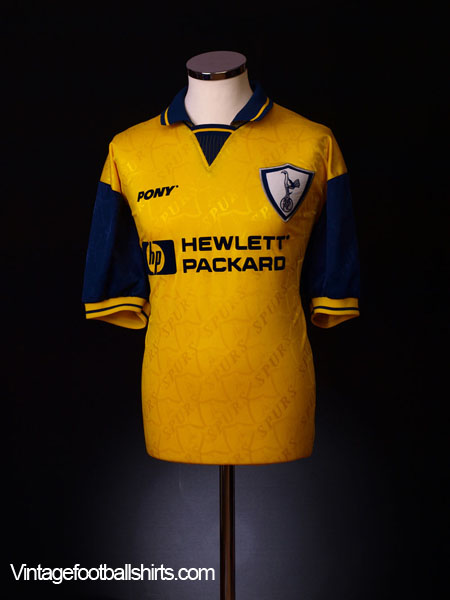 1995-97 Tottenham Third Shirt XL
