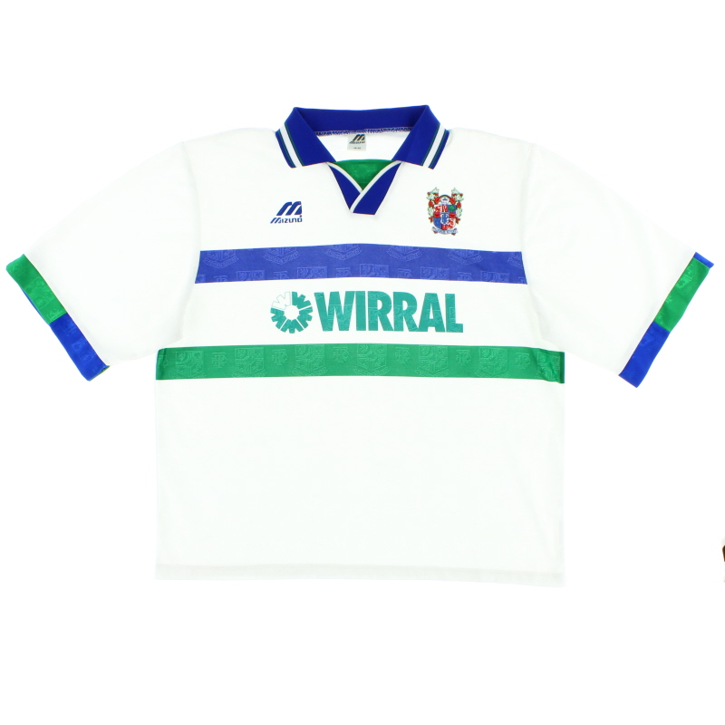 1995-97 Tranmere Rovers Home Shirt XL