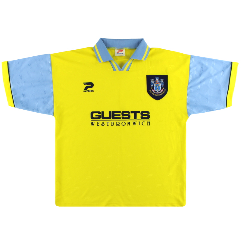 1995-97 West Brom Patrick Away Shirt L