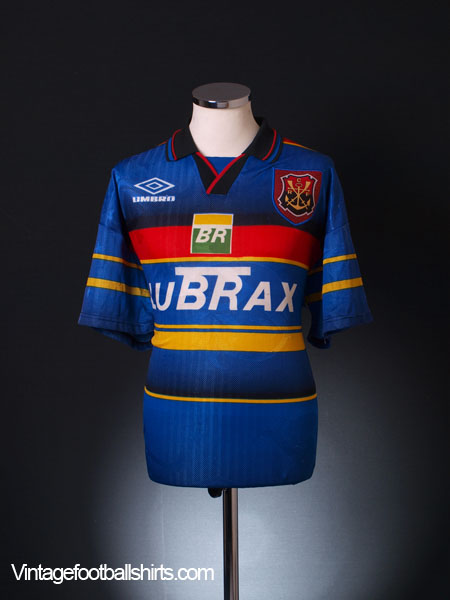 1995 Flamengo Third Shirt L