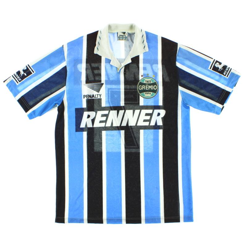 1995 Gremio Home Shirt #7 L
