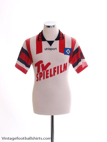1995 Hamburg Home Shirt S