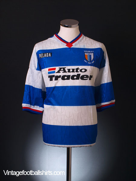 1995 Reading 'Wembley' Home Shirt *Mint* XL