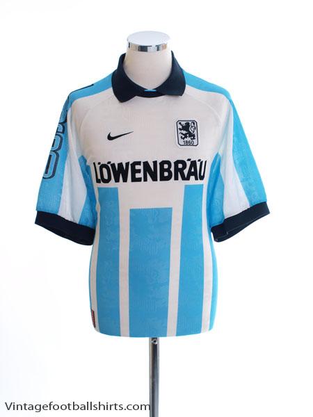 1996-97 1860 Munich Home Shirt L