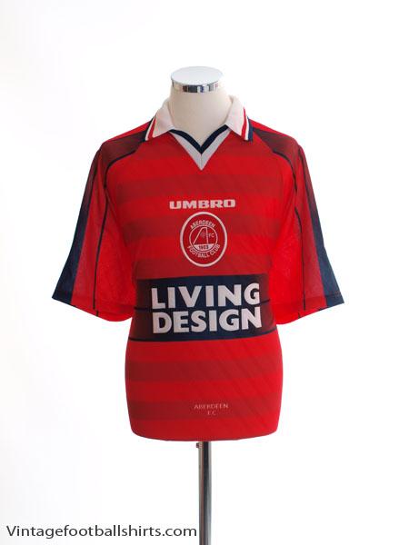 1996-97 Aberdeen Home Shirt *BNIB* M