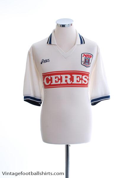 1996-97 AGF Aarhus Home Shirt XL