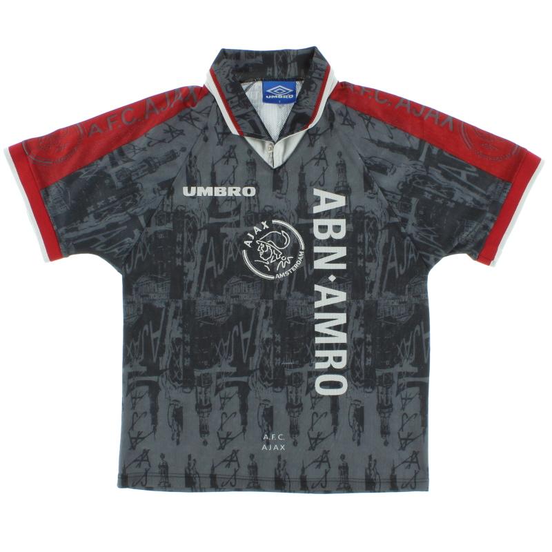 1996-97 Ajax Away Shirt L