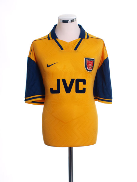 1996-97 Arsenal Away Shirt S