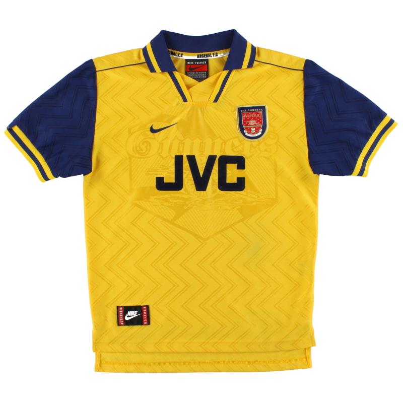 1996-97 Arsenal Nike Away Shirt XL