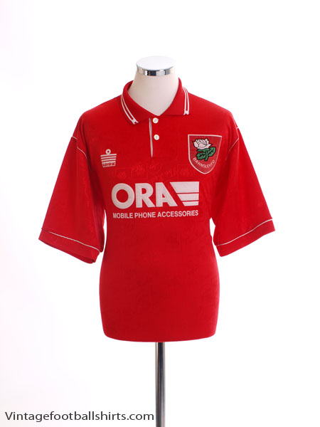 1996-97 Barnsley Home Shirt M