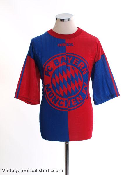 1996-97 Bayern Munich Training Shirt M
