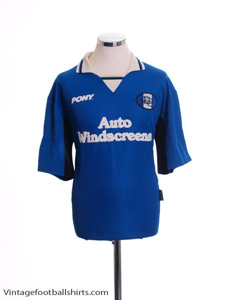1996-97 Birmingham Home Shirt M